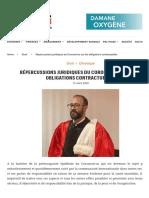 Répercussions Juridiques Du Coronavirus Sur Les Obligations Contractuelles.pdf