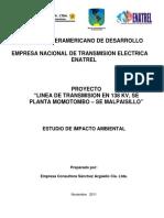 EIA Linea transmision