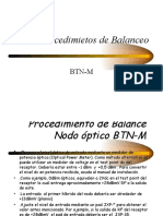BALANCEO GM.M