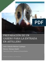 PREPARACIÓN+DE+UN+GASERO+PARA+LA+ENTRADA+EN+ASTILLERO