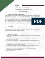 CONVOCATORIA EMERGENTE PROTECCION A LA NOMINA COVID-19.pdf