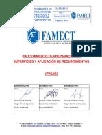 FAMECT_PROCEDIMIENTO DE PINTURA
