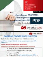 Como liderar proyectos de salud con metodologia PMI - Elias Roman.pdf