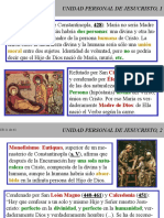 Cristologia 04 Unidad Personal de Jesucristo