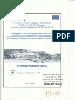 CONTAMINACIÓN DE AGUAS, SUELOS Y CONCENTRACIÓN DE METALES PESADOS EN PRODUCTOS VEGETALES EN LA LOCALIDAD DE SOTOMAYOR, DEPARTAMENTO DE CHUQUISACA