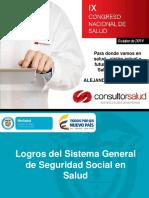Para donde vamos en salud - Alejandro Gaviria - Ministro de Salud.pdf