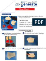 How to make a mask to protect yourself (and others) from COVID-19