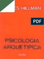 James Hillman -  Psicologia arquetípica.pdf