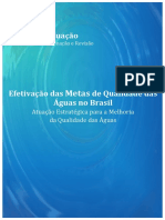 Manual de Atuacao - Efetivacao das Metas de Qualidade das Aguas no Brasil (MPF)