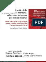 ponencia AMORFINOS ILIA 2019