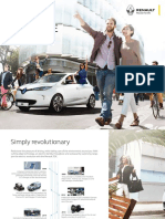 Renault Zoe brochure Apr 2016