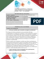 Formato - Fase 4 - De Conclusión cultura politica.