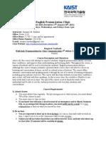 Suzanne_English Pronunciation Clinic