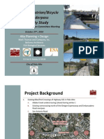 Palo Alto 101 Crossings