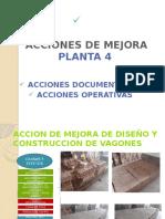 ACCIONES DE MEJORA PL4