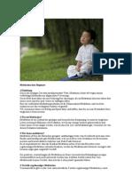 Meditation (Deutsch-German)
