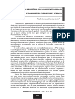RPG E HISTÓRIA - O DESCOBRIMENTO DO BRASIL (artigo)