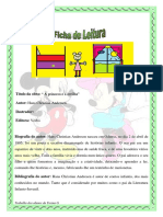Ficha de leitura_a princesa e a ervilha