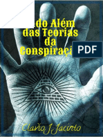 Indo Além Das Teorias de Conspiração