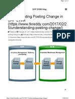 www.tkreddy.com - understanding-posting-change