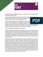 Propuesta Podem Sanitat Catalunya 20 Abril 2020