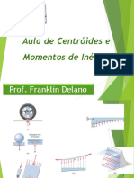 Aula 10 - centroides - Mecânica Geral - IFBA