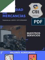 ESCOLTAS DE MERCANCIA Y GPS