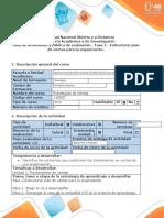 Guía de Actividades  y Rubrica de Evaluación - Fase 2 - Estructurar plan de ventas para la organización..docx