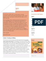 collaboration with home newsletter economics