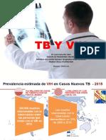 CAP X TB VIH