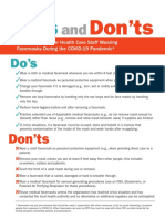 Dos and Donts infographic 042320