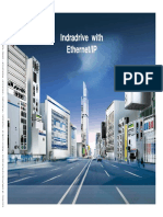 Indradrive EtherNet/IP