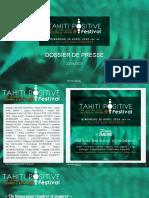 Dossier de Presse-TAHITI POSITIVE E Festival 2020