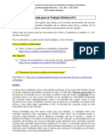 APUNTE - aristoteles  PESLyL -TP 1 - Antrop Filos - P- 2016 -.doc