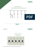 Dimensiones Celdas PIX 24kV - 630A - 25kA R1
