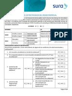 Encuestra estratificación riesgo individual COVID