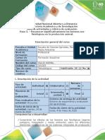 Guía de actividades y rúbrica de evaluación - Paso 3 - Reconocer significativamente los factores eco-fisiológicos en la producción animal.pdf