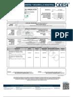 Certificado de Calibracion LPT180001