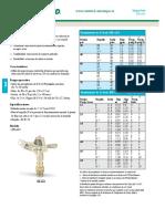 Catalogo ASPERSOR SMR