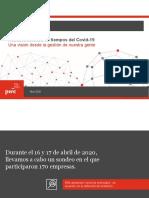 Sondeo Remuneraciones en épocas de Covid-19 - PwC Argentina