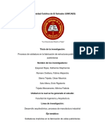 VALLAS PUBLICITARIAS (SOLDADURA, ANÁLISIS)