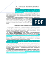 subrayado_LA POBLACION Y LA SOCIEDAD HISPANOAMERICANA DURANTE LA COLONIA