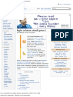 Agile Software Development - Wikipedia, The Free Encyclopedia