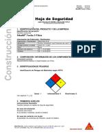 HS - Sikafill Techo 5 fibra