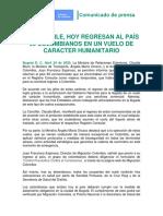 Boletín Vuelo de Chile (1)
