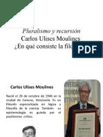 Pluralismo y recursión (1)