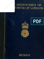 Inventory and Survey of the Armouries of the Tower of London Vol 1