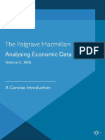 [Palgrave Texts in Econometrics] Terence C. Mills (auth.) - Analysing Economic Data_ A Concise Introduction (2014, Palgrave Macmillan UK).pdf