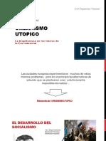 11 Historia III - Semana 06 Urbanismo Utopico