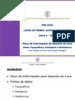 PMI3325-Aula 02 Dados Geol+Topo+Geotec (2018)